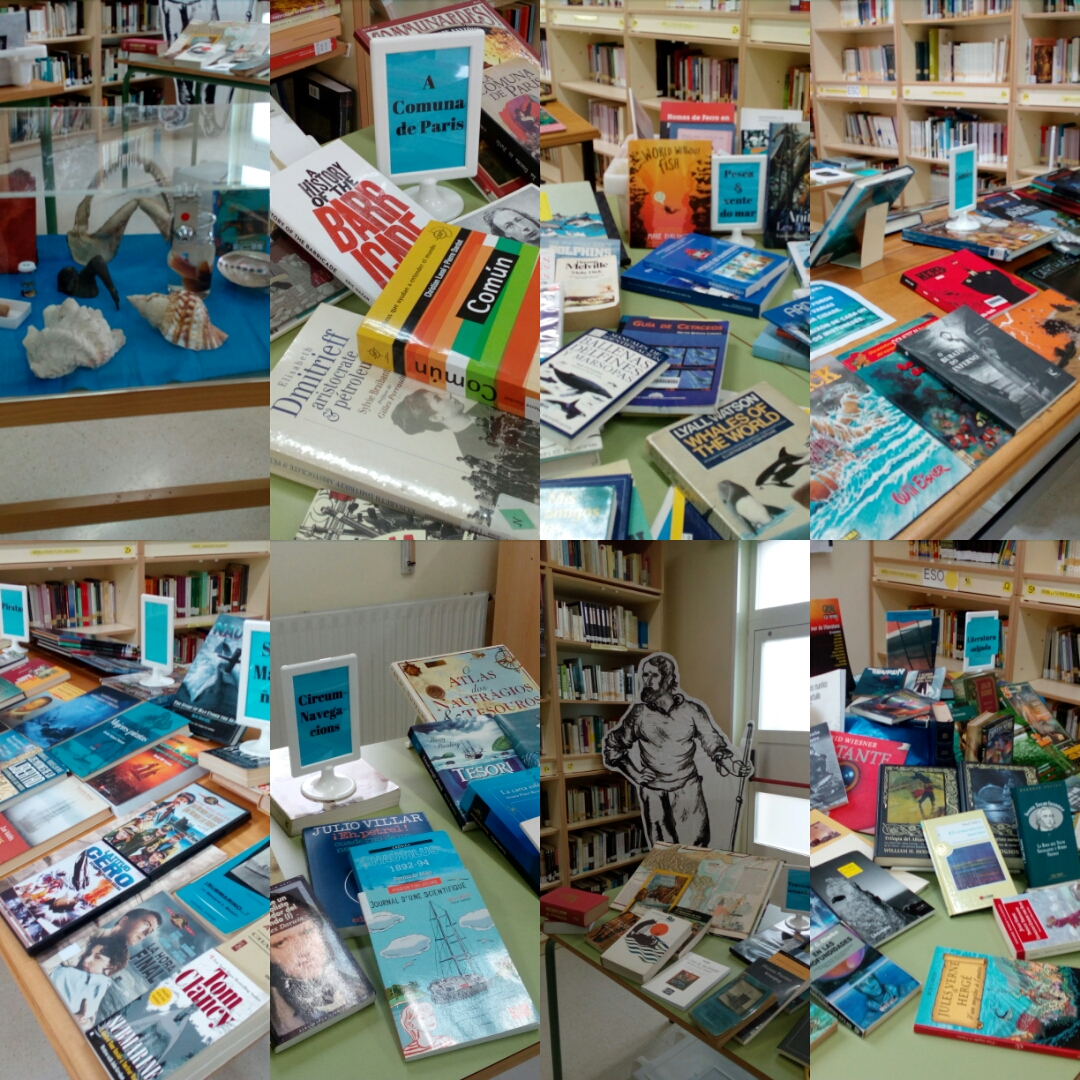 Biblioteca IES do Castro