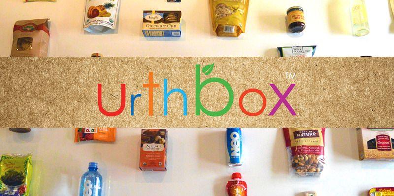 Best Subscription Food Box - UrthBox