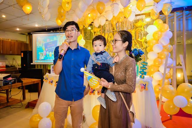 Báo giá chụp ảnh thôi nôi, sinh nhật, lễ tiệc tại Đà Nẵng