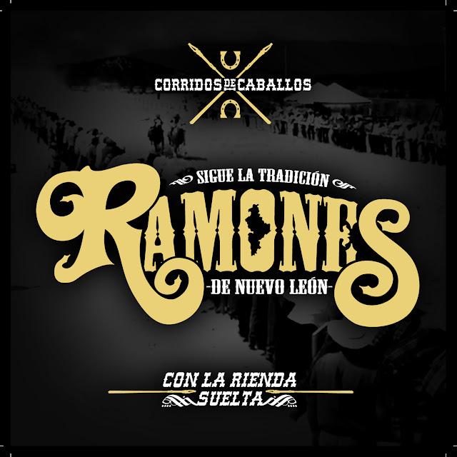 Los Ramones De Nuevo Leon - Con La Rienda Suelta (2015)