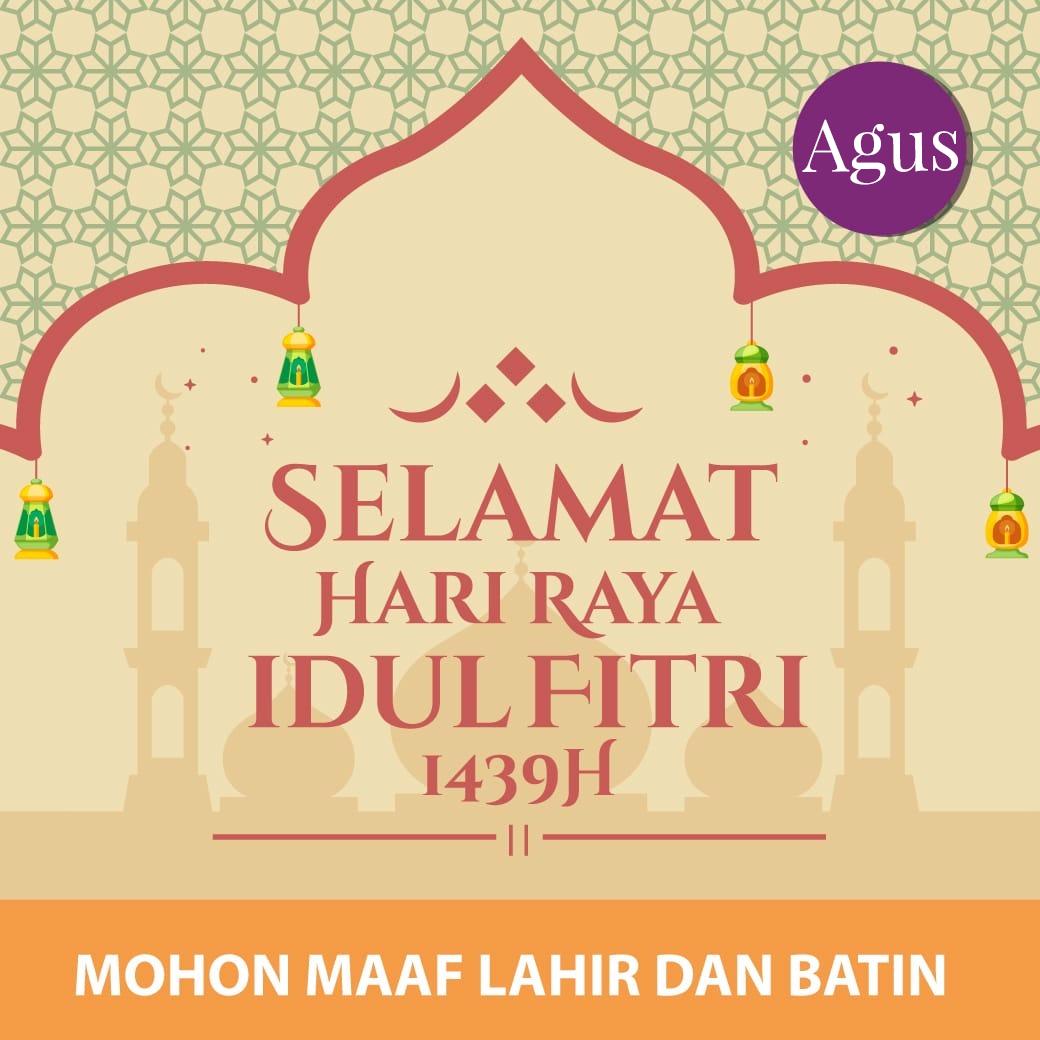 Kumpulan Ucapan Idul Fitri Bahasa Medan Terbaru