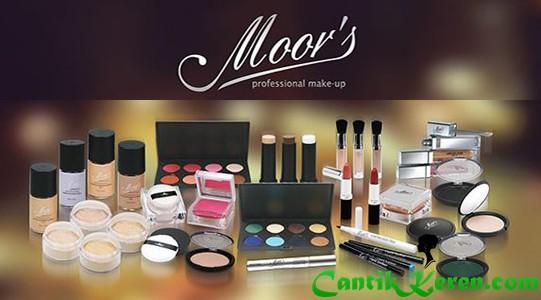 Katalog Produk Harga Kosmetik Moors Professional Make Up Terbaru