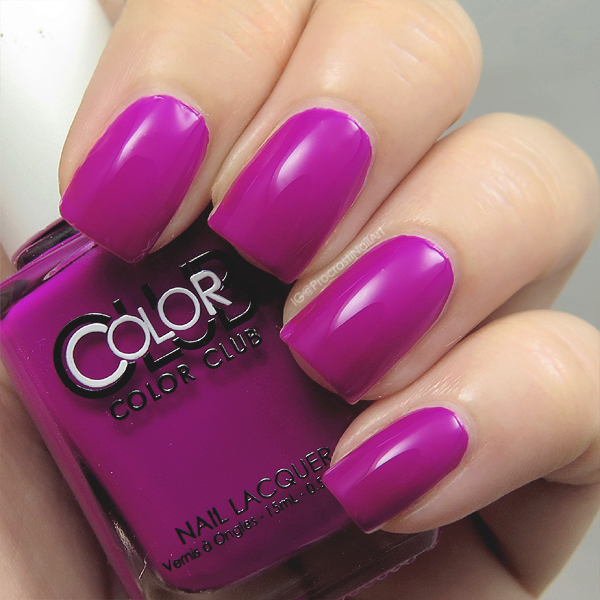 Color Club Mrs. Robinson