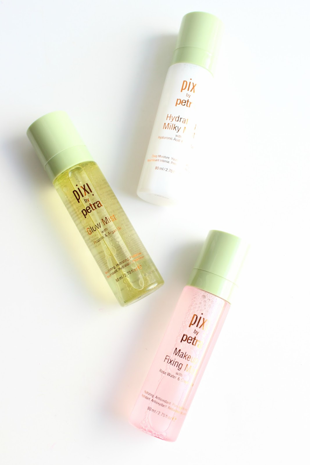 A Complete Guide to Pixi Facial Mists