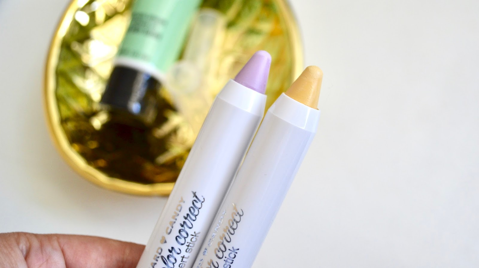 Aquaheart Hard Candy New Color Correcting Line Giveaway