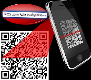 Scan barcodes with Android Barcode scanner