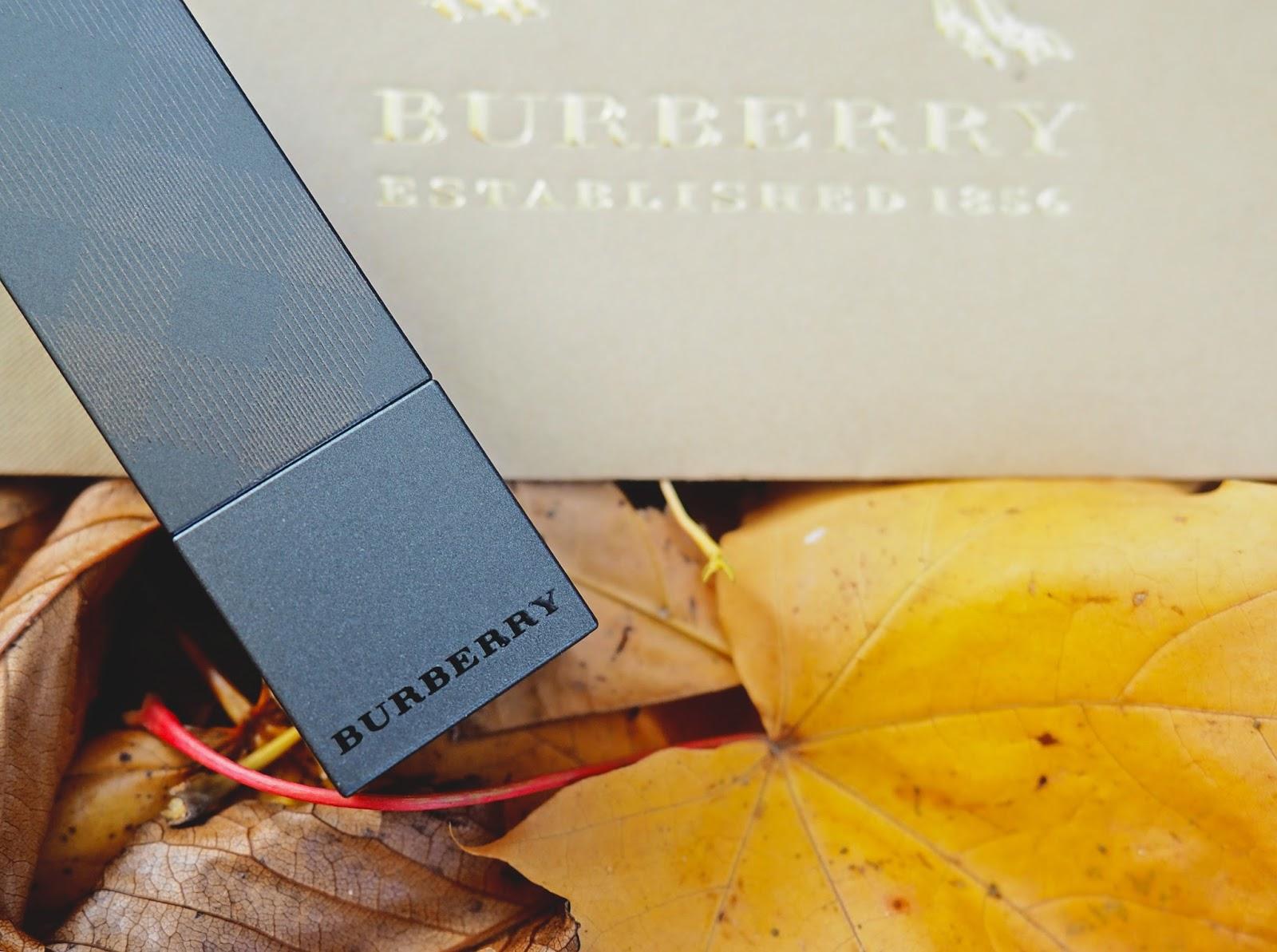 Burberry Lip Velvet Oxblood Review Swatch