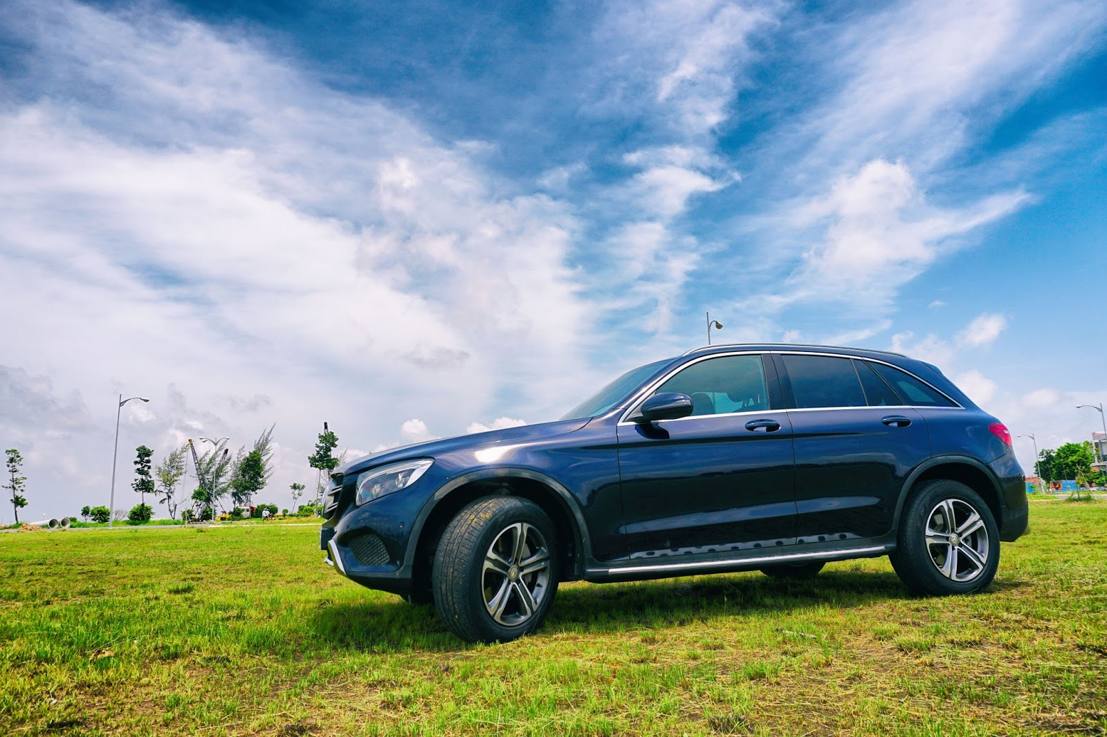 Mercedes Benz GLC 2016 đang là hàng cực HOT trên thị trường