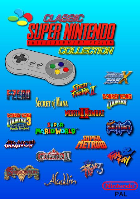 Super Pack de Roms de Super Nintendo em Português e Espanhol