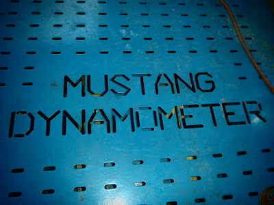 Mustang Dynamometer Rolling Road