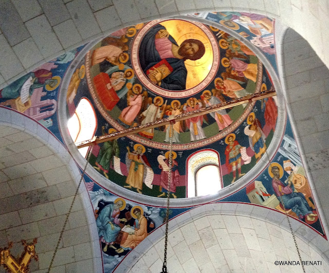 Patmos,Monastero Evangelismos