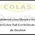Recrutement chez Menara Holding et Colas Rail Contrôleurs de Gestion