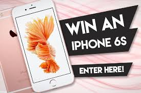 Win A Free Iphone 6 >> Win A Iphone 6s Free Newrtech24