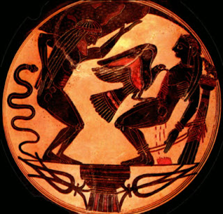 ateşin prometheus tarafından insanlığa getirilişi