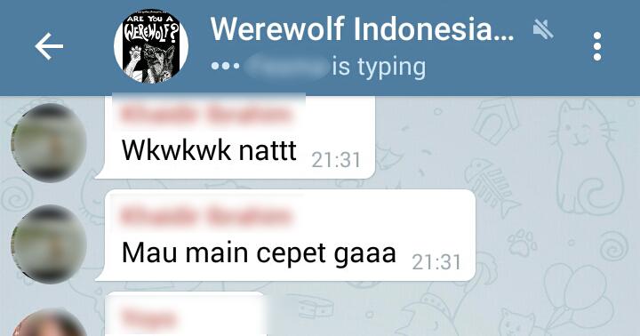 Cara Bermain Werewolf Di Line