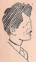 Caricatura de Francisco José Perez