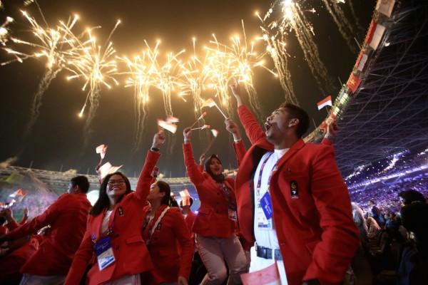 Penjelasan Anies Soal Kehadiran di Pembukaan Asian Games Meski Tak Terlihat Kamera