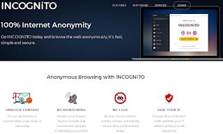 Ulasan dan Cara Menggunakan Incognito VPN