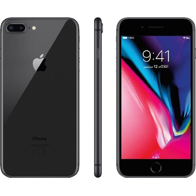 سعر جوال Apple iPhone 8 Plus فى عروض مكتبة جرير السعودية