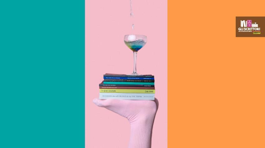 Cocktail e libri, sceglili in base al tuo colore preferito