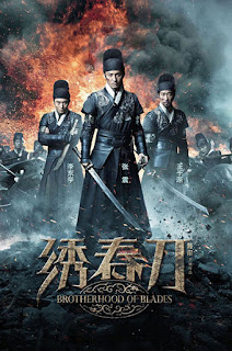 Brotherhood of Blades - BDRip Legendado