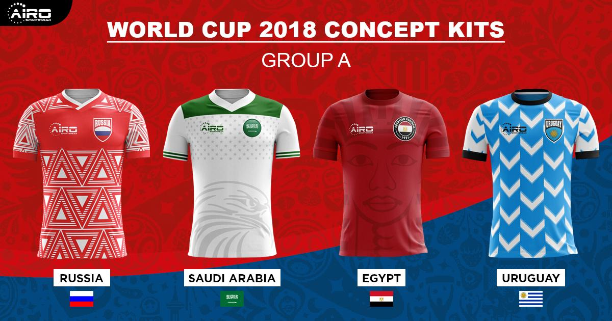b845655fe42 Available to Buy  2018 World Cup Concept Kits by Airo Sportswear ...