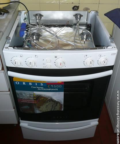 Cgas Natural En Casa Conversion De Cocinas Para Usar Con Gas Natural