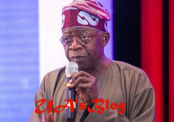 UPDATE on Bola Tinubu...Vanguard News Nigeria