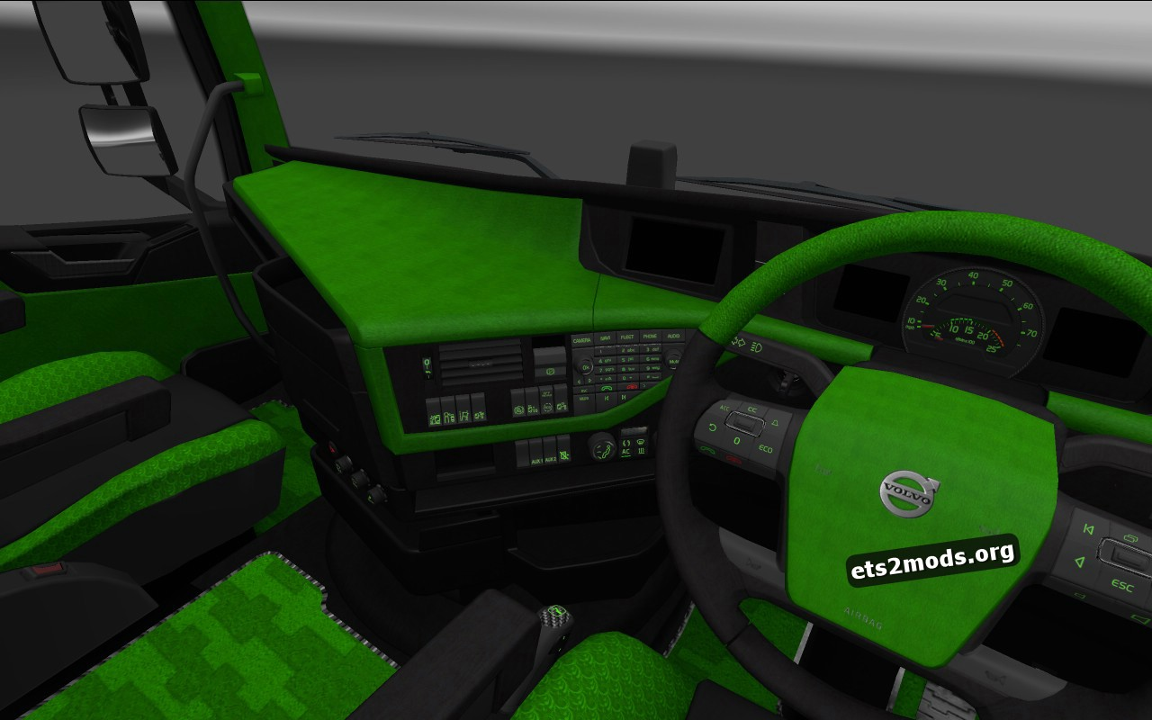 Interior Pack for Volvo 2012