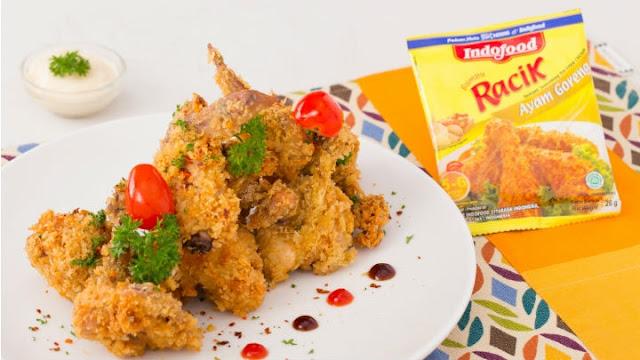 Menu Masakan Harian Ibu Dengan Bumbu Racik Indofood