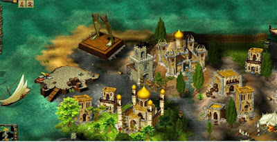 Cultures: 8th Wonder of the World (PAID) APK + OBB for Android
