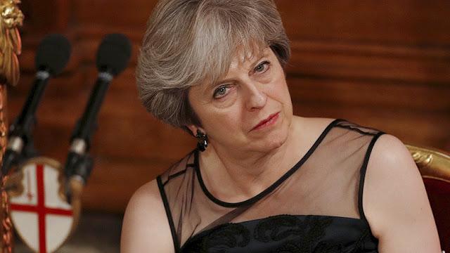 """Theresa May tilda a Rusia de """"principal amenaza"""" para el orden internacional"""