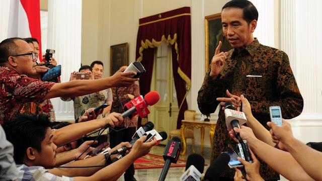 Jokowi: 10 WNI yang dibebaskan tengah malam sampai di Jakarta
