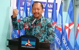 Optimis Jadi Cabup, Pak Mul Akan Fokus Pembangunan Bojonegoro Berkeadilan distributif