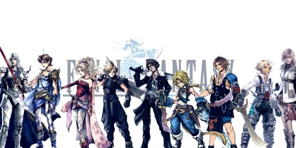 Final Fantasy - kysely 2/2