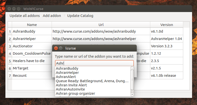 Curse Client Linux Alternatives For Updating World Of Warcraft Addons