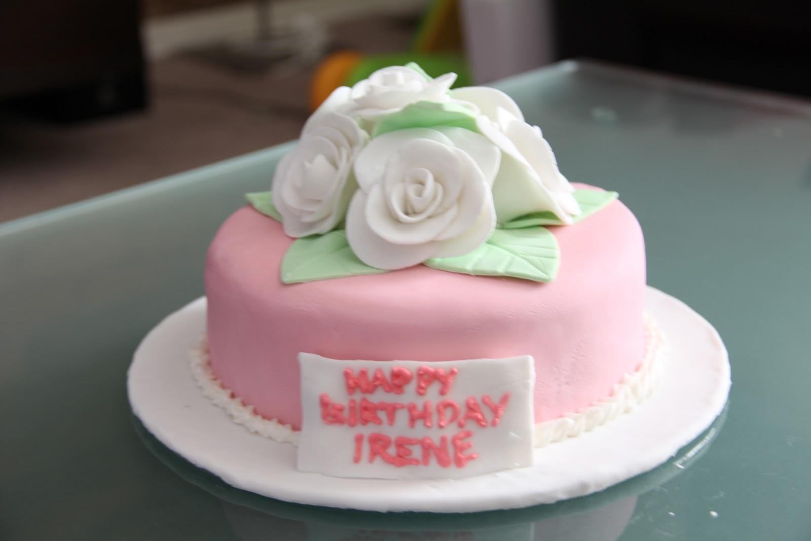 Birthday Cake Irene