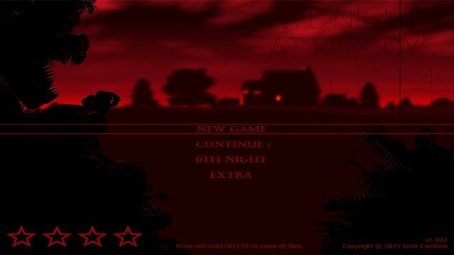 Download Five Nights at Freddy's 4 PC Gameplay