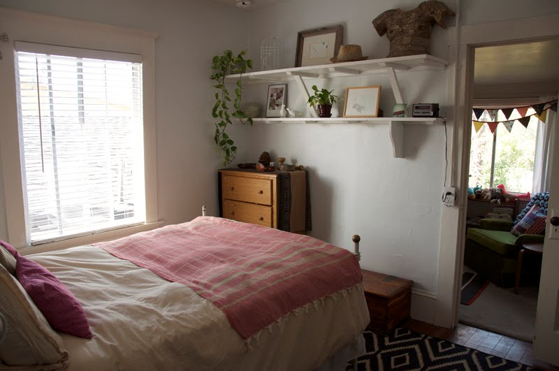 small bedroom tour quot made by quot house tour our small nest 13286