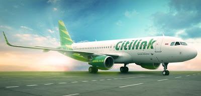 Harga Tiket Pesawat Citilink Terbaru Bulan Ini 2017 Update