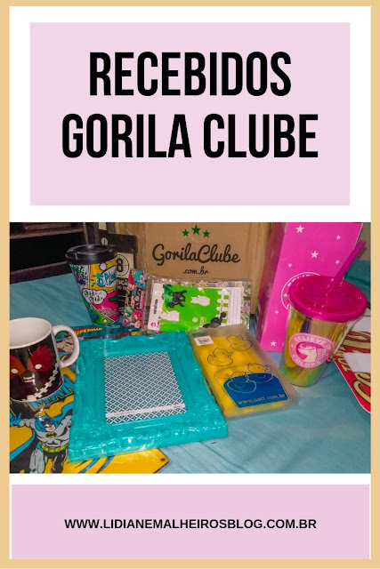 Recebidos Gorila Clube