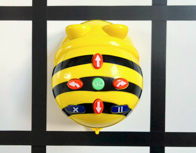 Bee-Bot Robot - CanadianClassroom.com