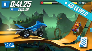 Download Gratis Hot Wheels Race Off Mod Apk Terbaru 2016