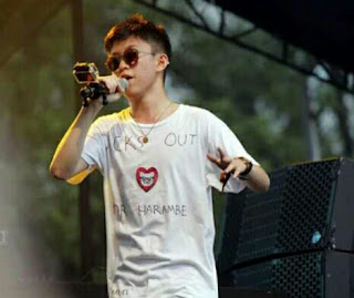 Profil Rich Chigga | Rapper Indonesia