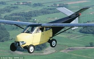 World-first-flying-car