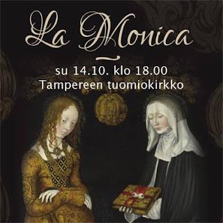 Konsertti: La Monica - renessanssin helmi