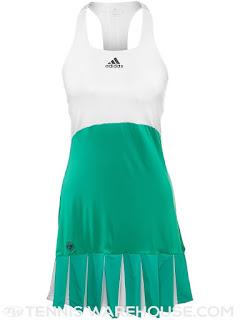 Photos: Kristina Mladenovic adidas French Open 2017 Outfit