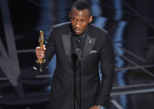 Mahershala Ali is the first ever Muslim actor to win an Oscar