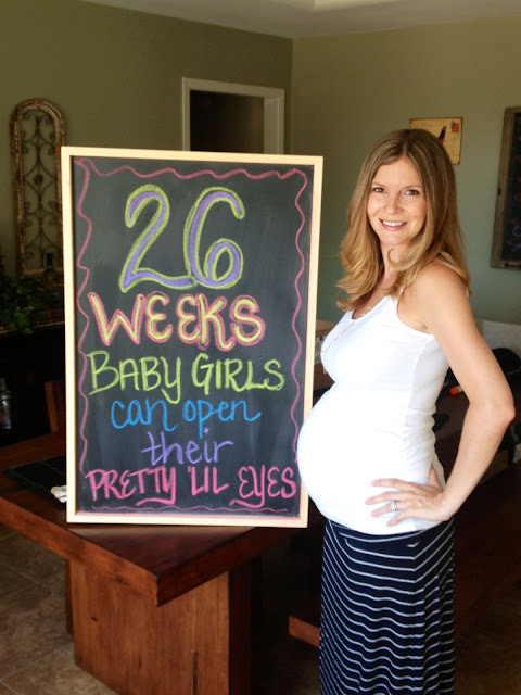 Average weight gain at 26 weeks pregnant opinion