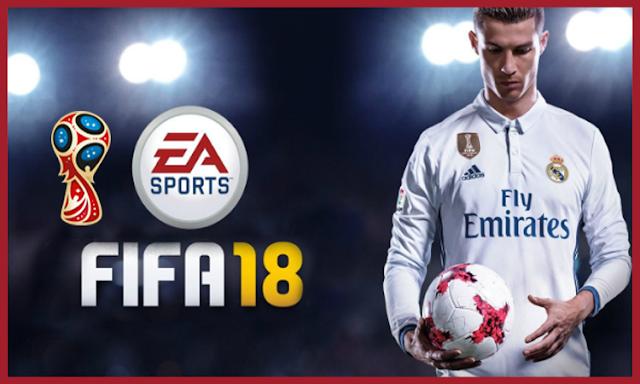 تحميل لعبة FIFA 2018 كاملة للكمبيوتر وبروابط مباشرة وترونت
